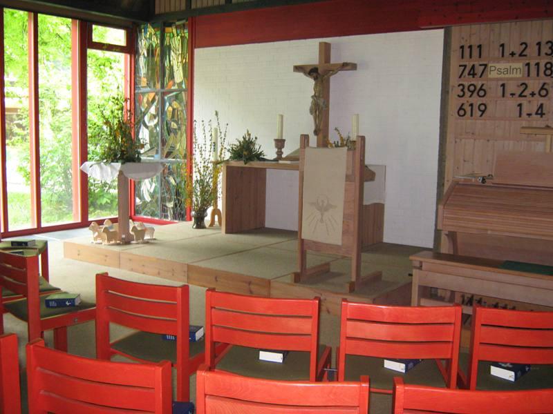 Der sonntägliche Gottesdienst : Evang. Kirchengemeinde Wiesensteig
